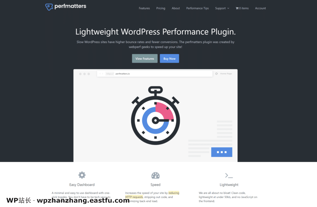 GeneratePress 评测 – 十年来我发现的最佳WordPress主题
