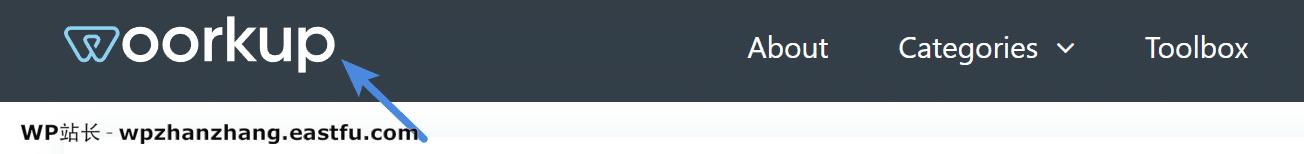 GeneratePress中的SVG徽标