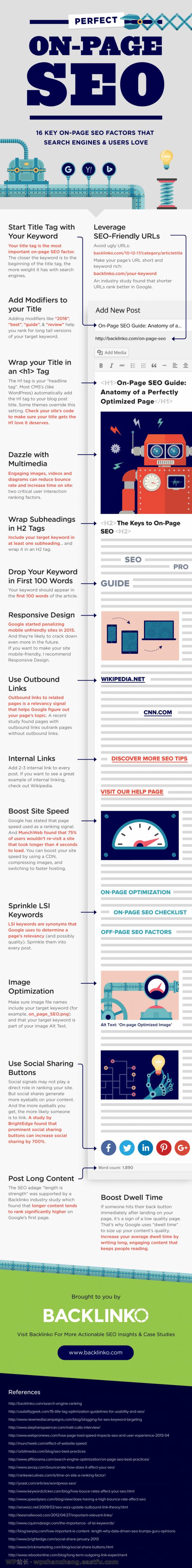对网页搜索引擎优化