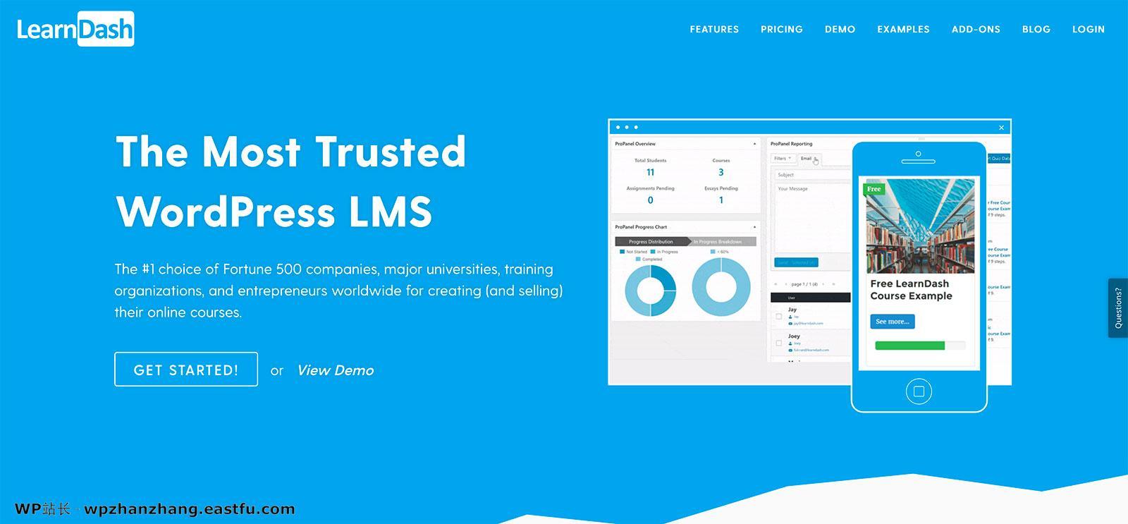 LearnDash评测 –  WordPress的最佳LMS在线学习系统插件?