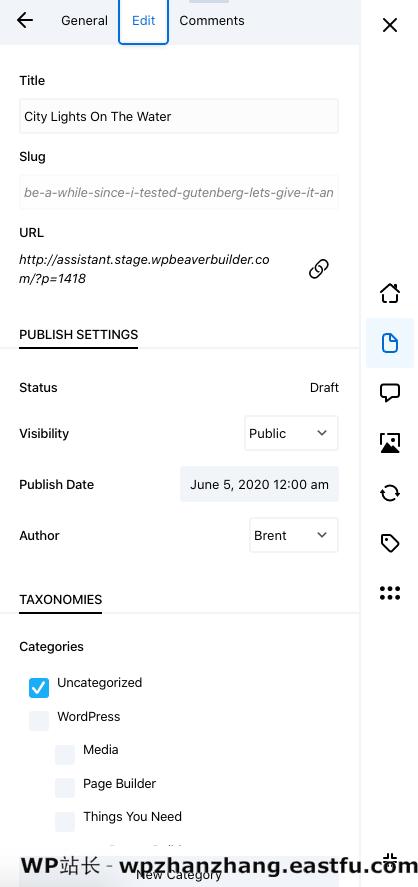 WordPress Assistant:以一种全新的方式来管理您的WordPress网站 1