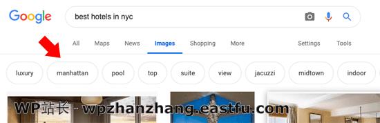 博客SEO-图片搜索完整内容提示