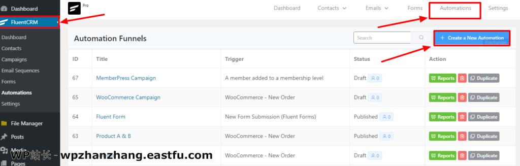 用FluentCRM实现WooCommerce电商营销自动化