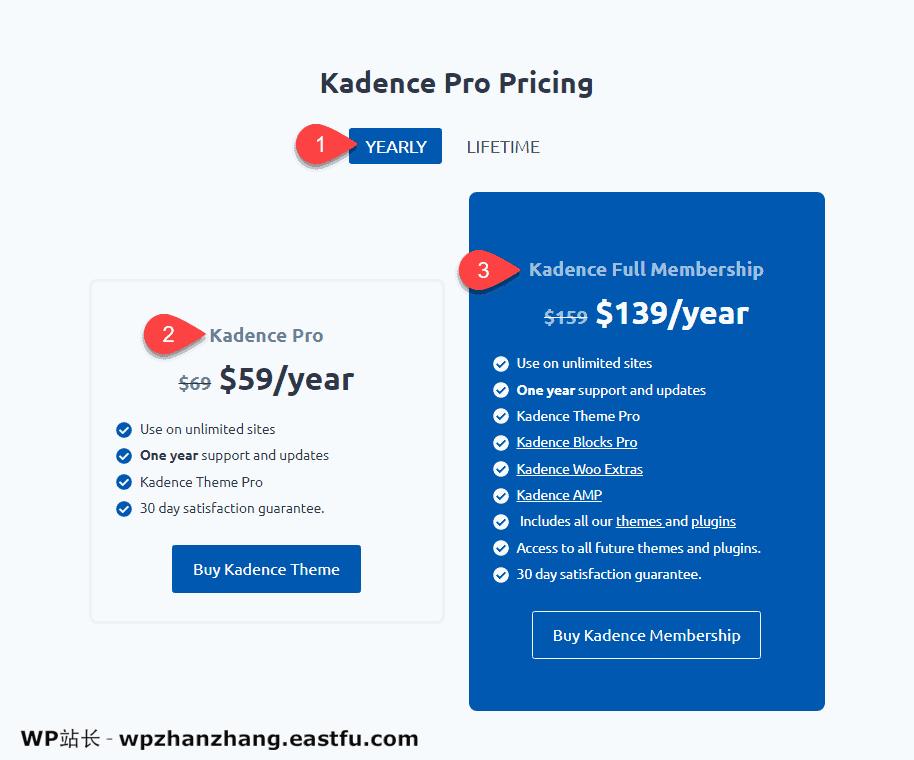 Kadence Theme WordPress主题评测2021 1