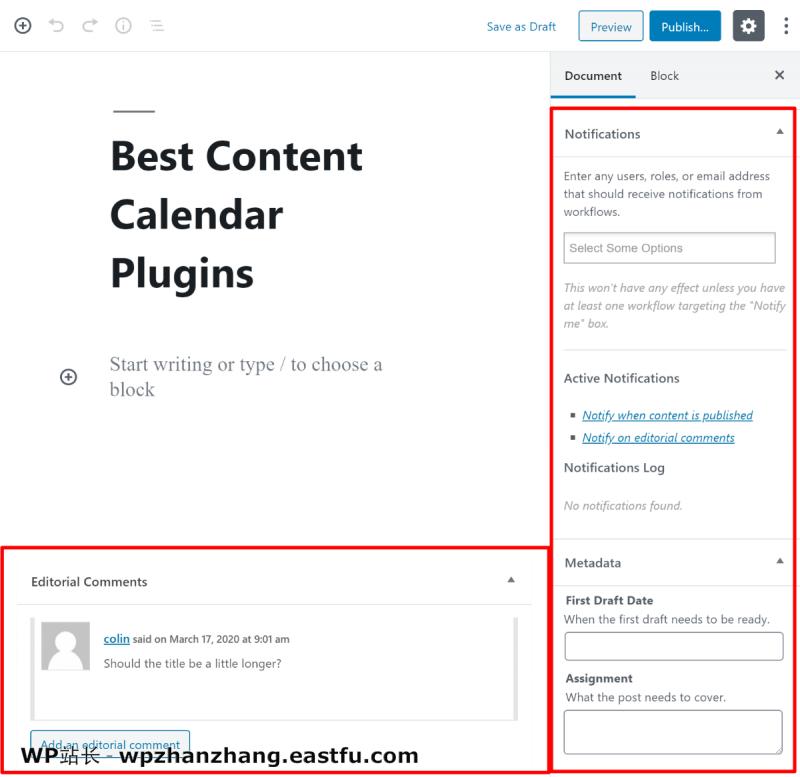 PublishPress评测:一个伟大的WordPress编辑日历插件 5