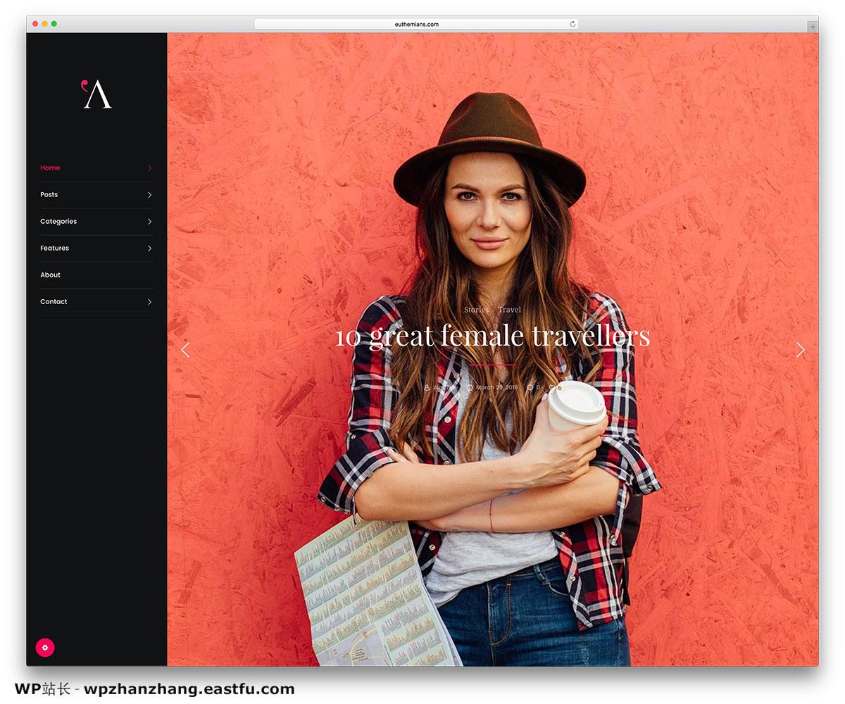 anemos-creative-wordpress-blog-theme