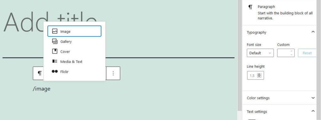 您可能不知道(但应该知道)的19个古腾堡编辑器功能