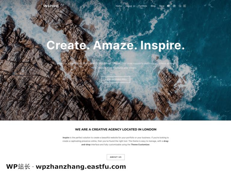 2021年40个最佳免费WordPress主题 2